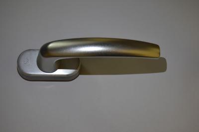 Klika  stříbrná - secustic - 1