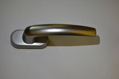Klika stříbrná - standard - 1