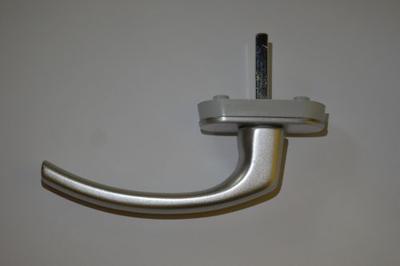 Klika stříbrná - standard - 2